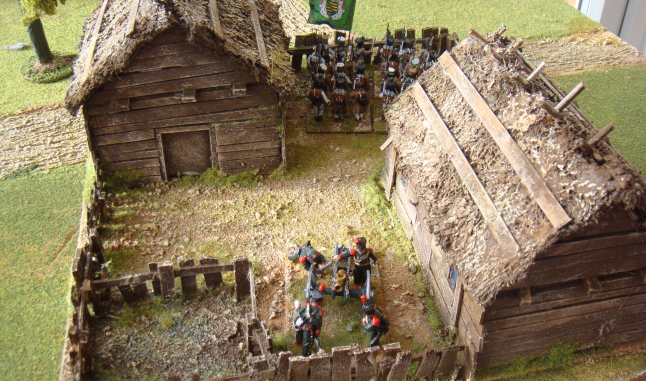 BATTLE OF BORODINO RUSSIAN FARM 2