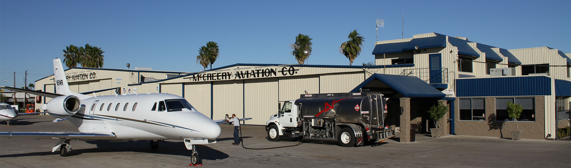 IS-BAH: McCreery Aviation, Texas