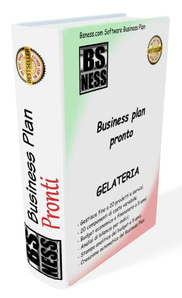 Business plan Gelateria