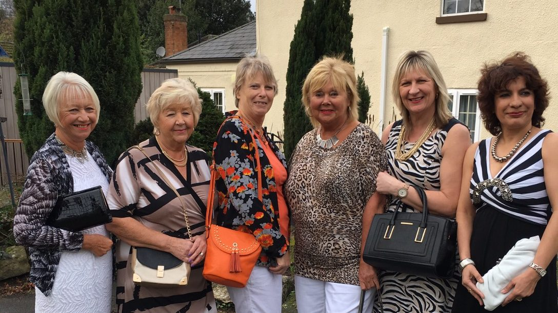 Gainsborough Hotel Supports KEMP's Girls Night Out