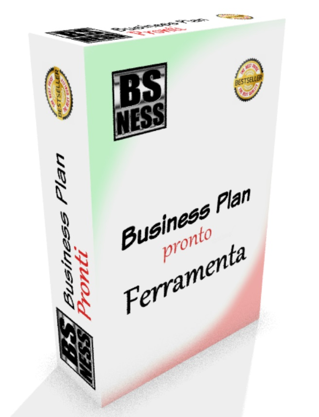 Business plan Ferramenta