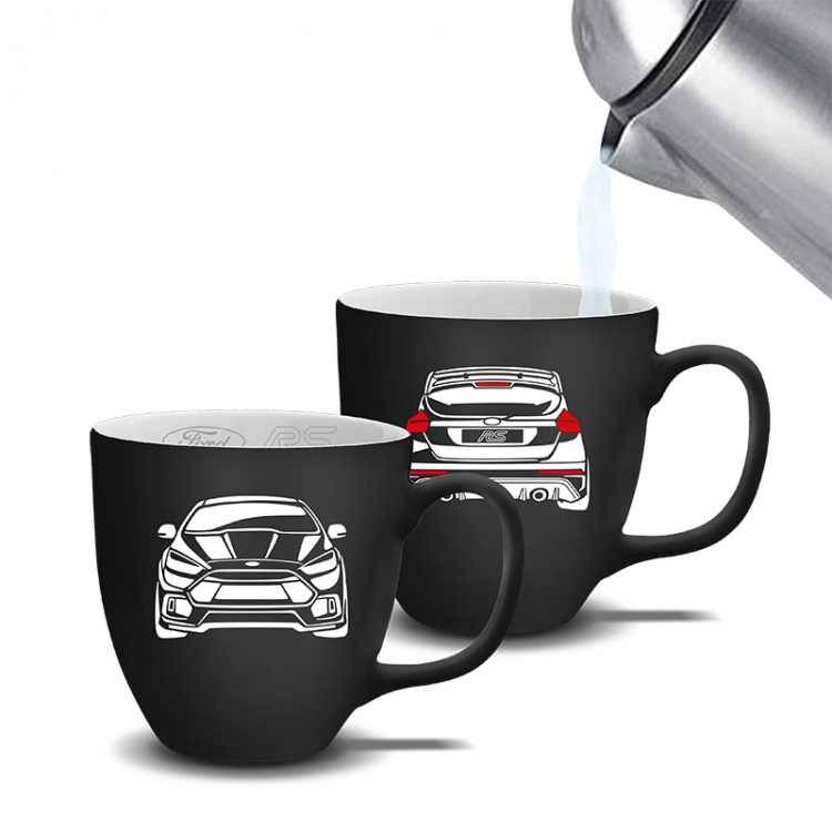"Ford RS Tasse ""Heat Changing"""