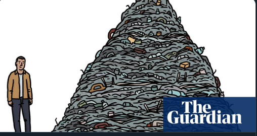 Half of all the plastic made since 1950 was made in the last 13 years. #plasticpollution #plasticwaste
