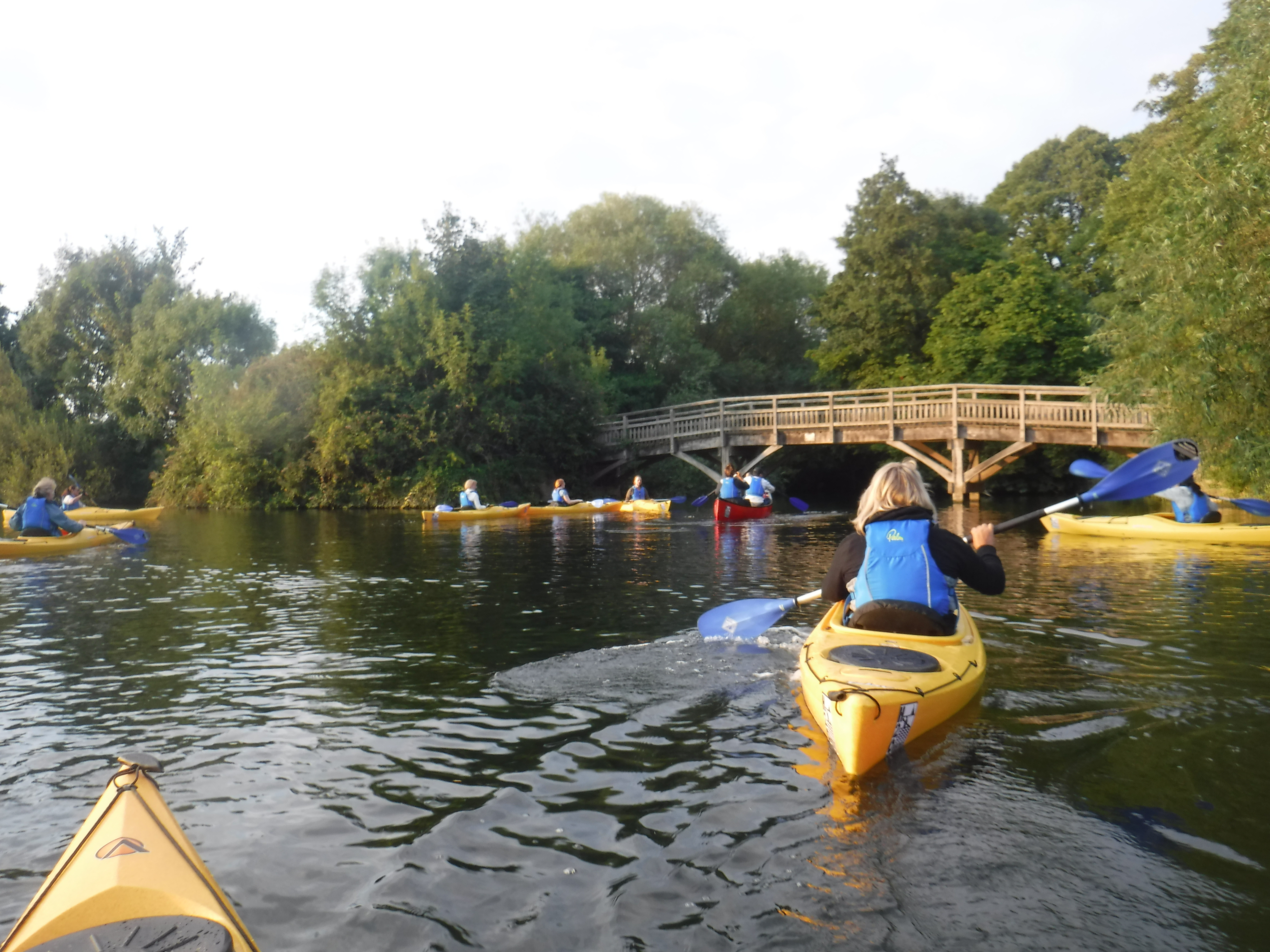 Windsor people uk introduction to kayaking