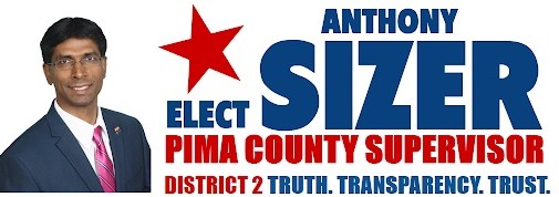 Anthony Sizer For Supervisor