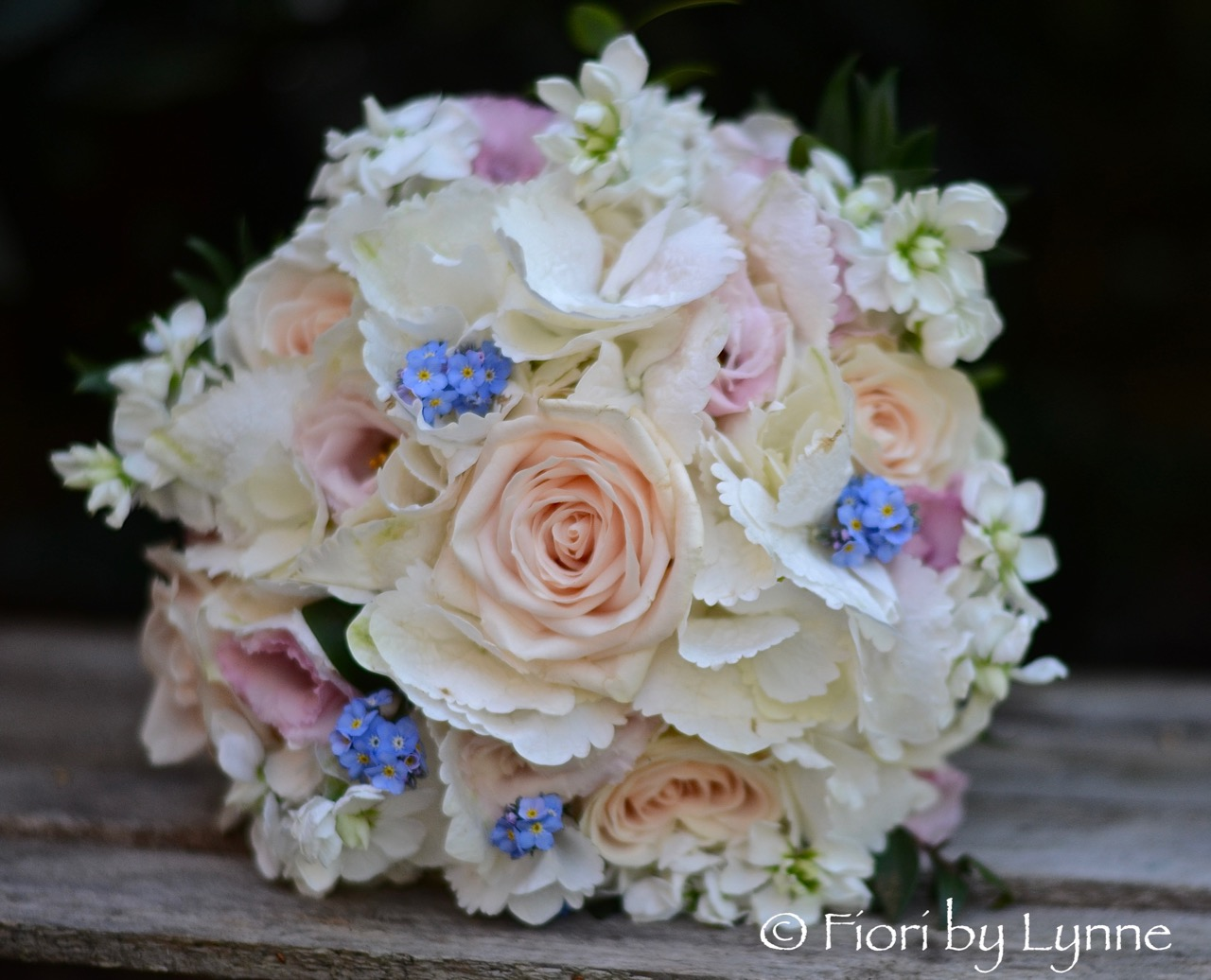 Bouquet-white-hydrangea+stocks,champagne-rose,pale-pink-lisianthus,blue-forget-me-not..jpg