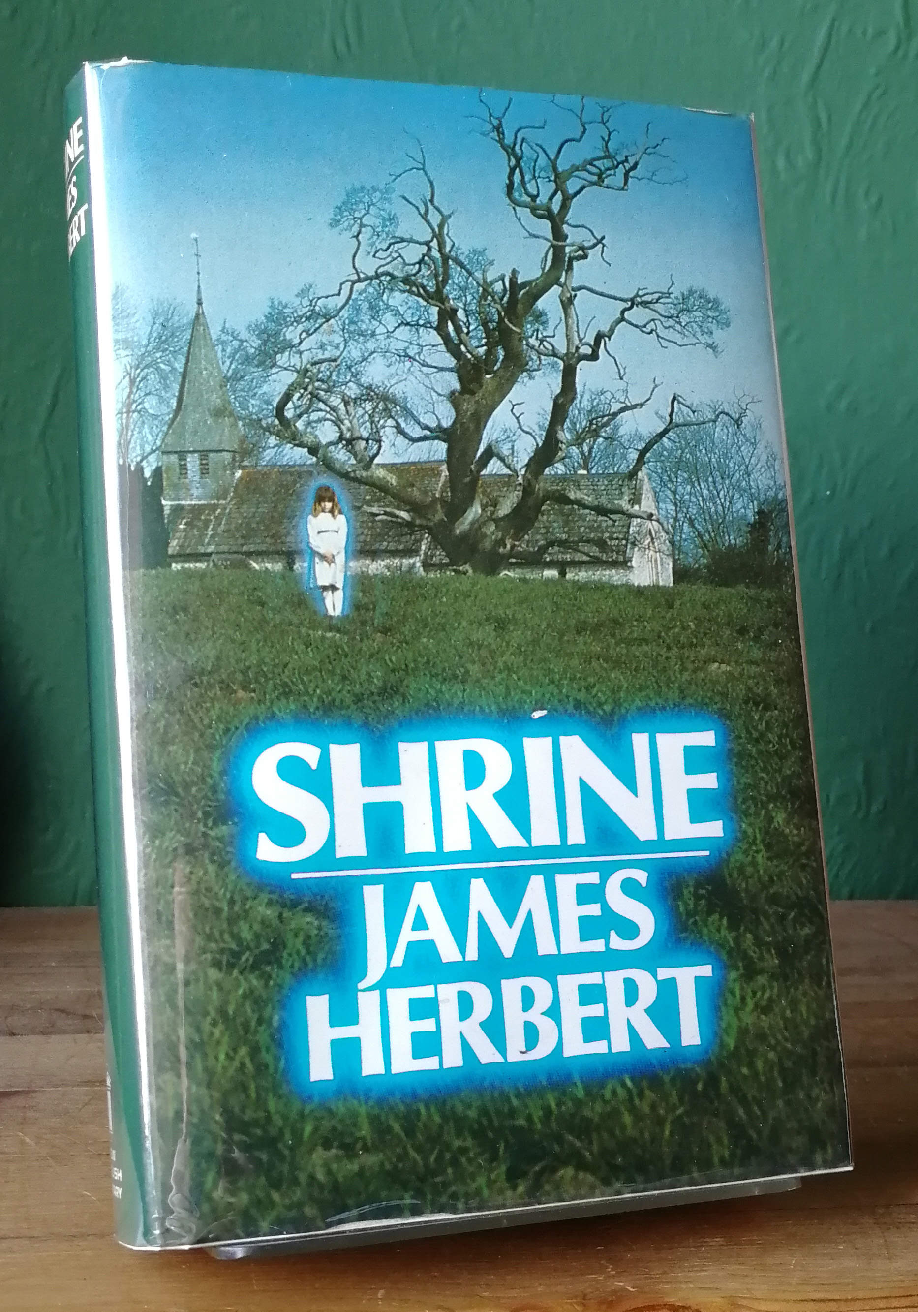 Shrine UK First Edition