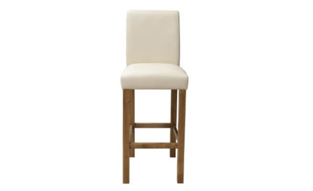 Carlton Cream Stool