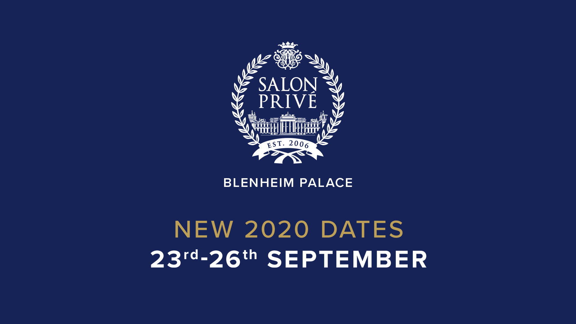 Salon Prive 2020