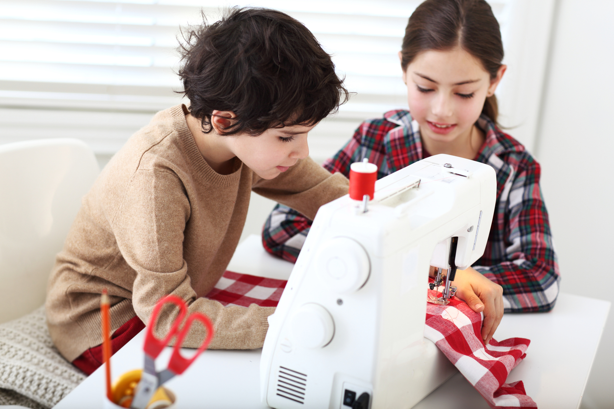 Children's Sewing Class - Christ Church Tramore