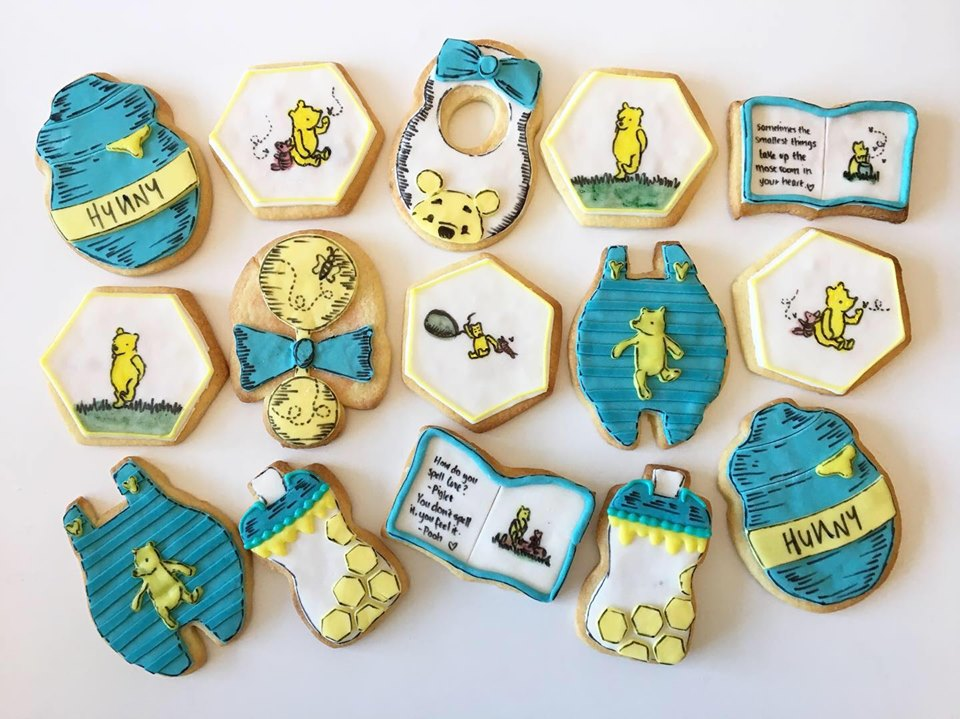 Winnie the Pooh Biscuits