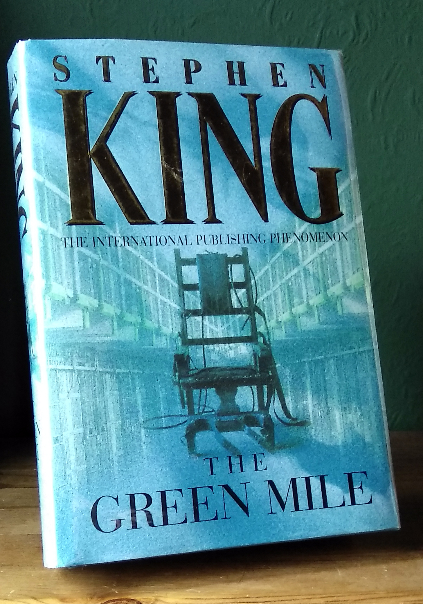 The Green Mile UK First HB Edition