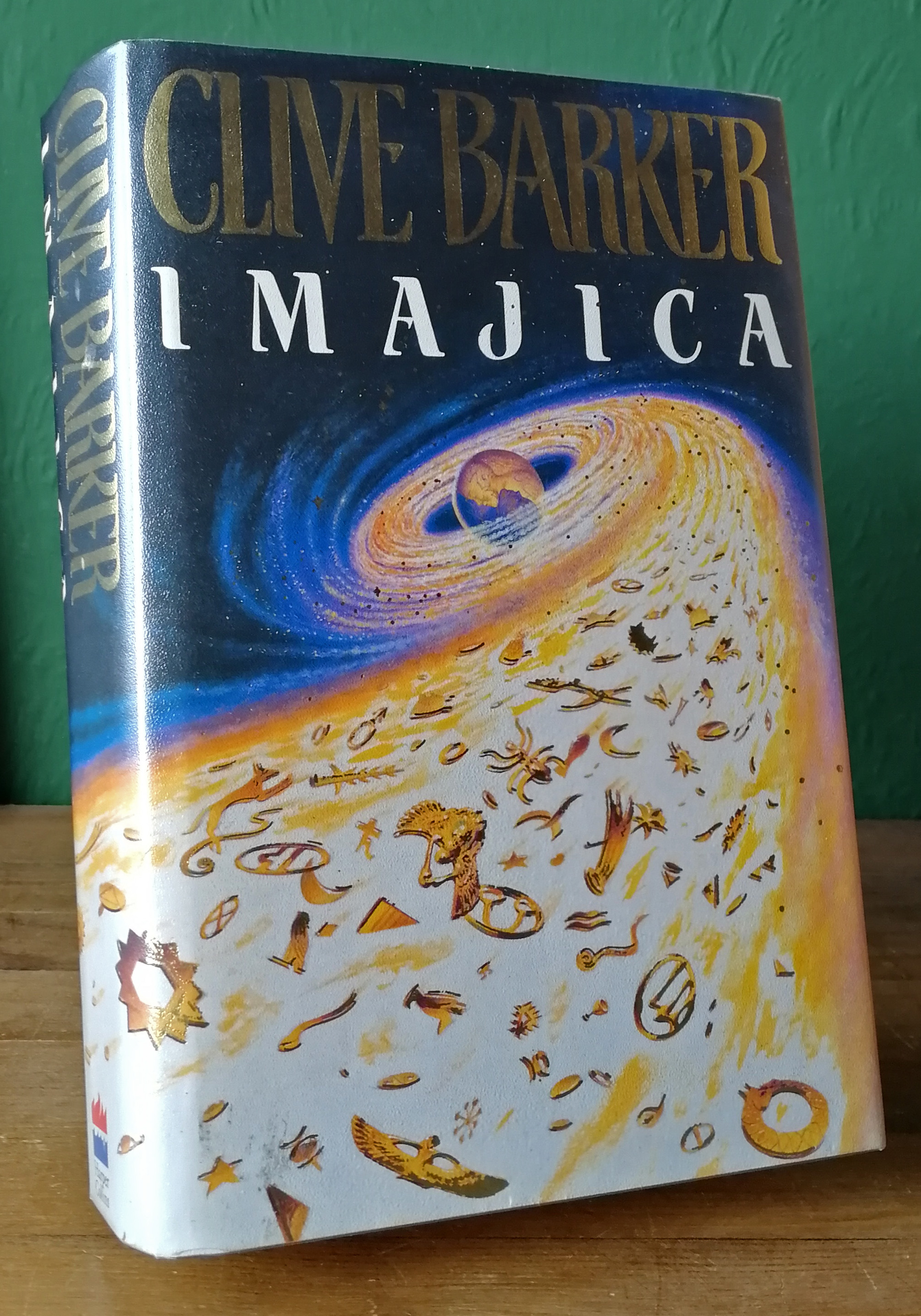 Imajica Signed UK First Edition