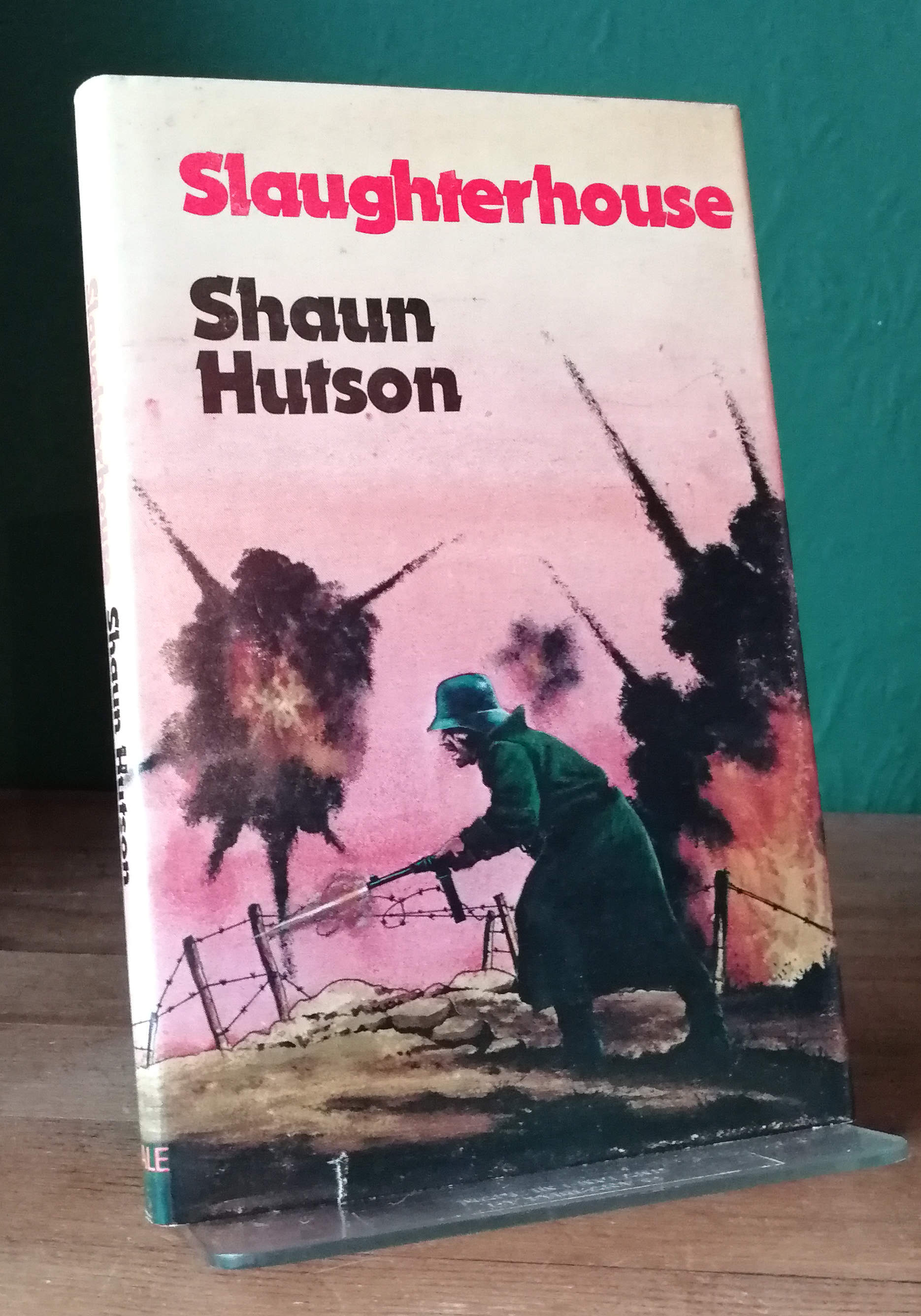 Slaughterhouse UK First Edition
