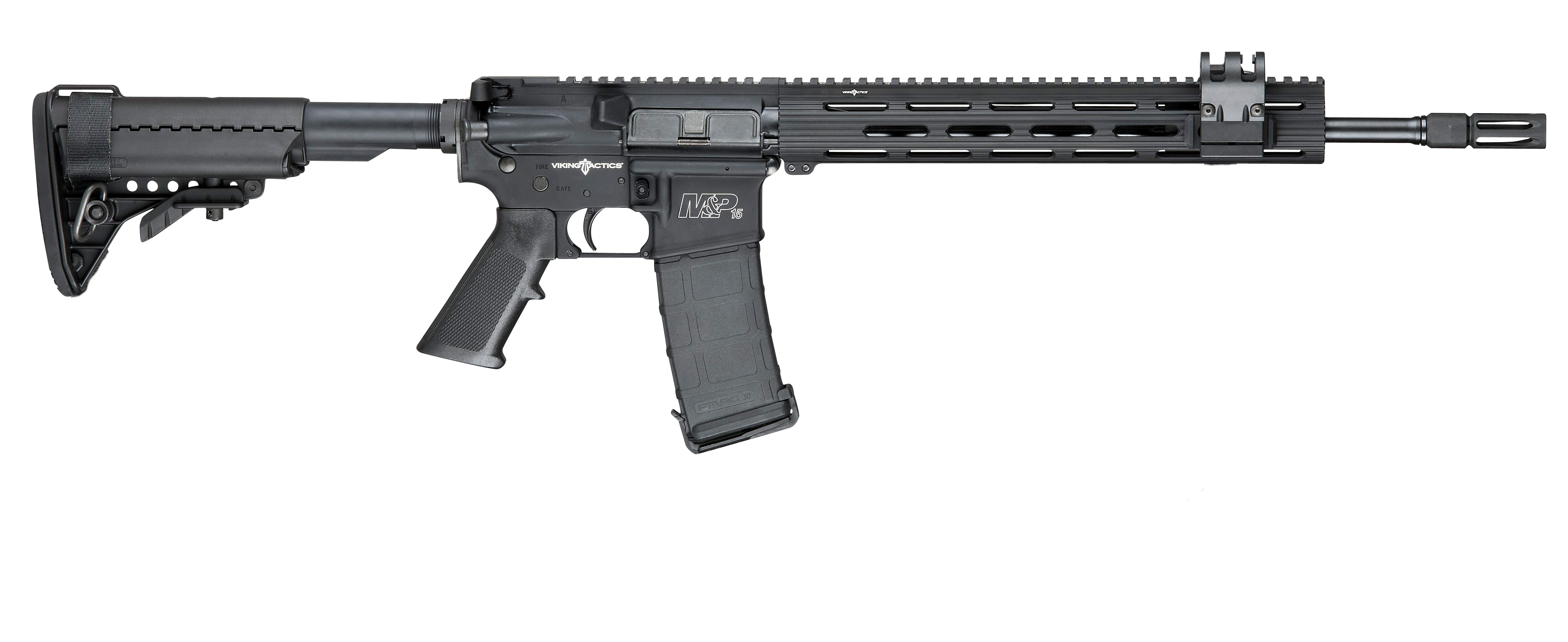 Smith & Wesson M&P 15 VTAC ll