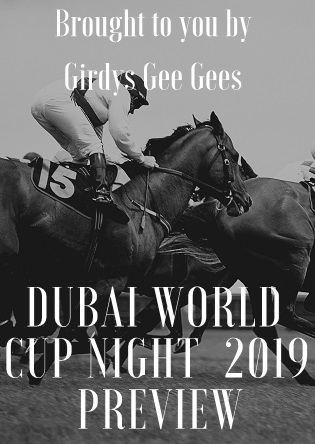 Dubai World Cup Preview 2019 image