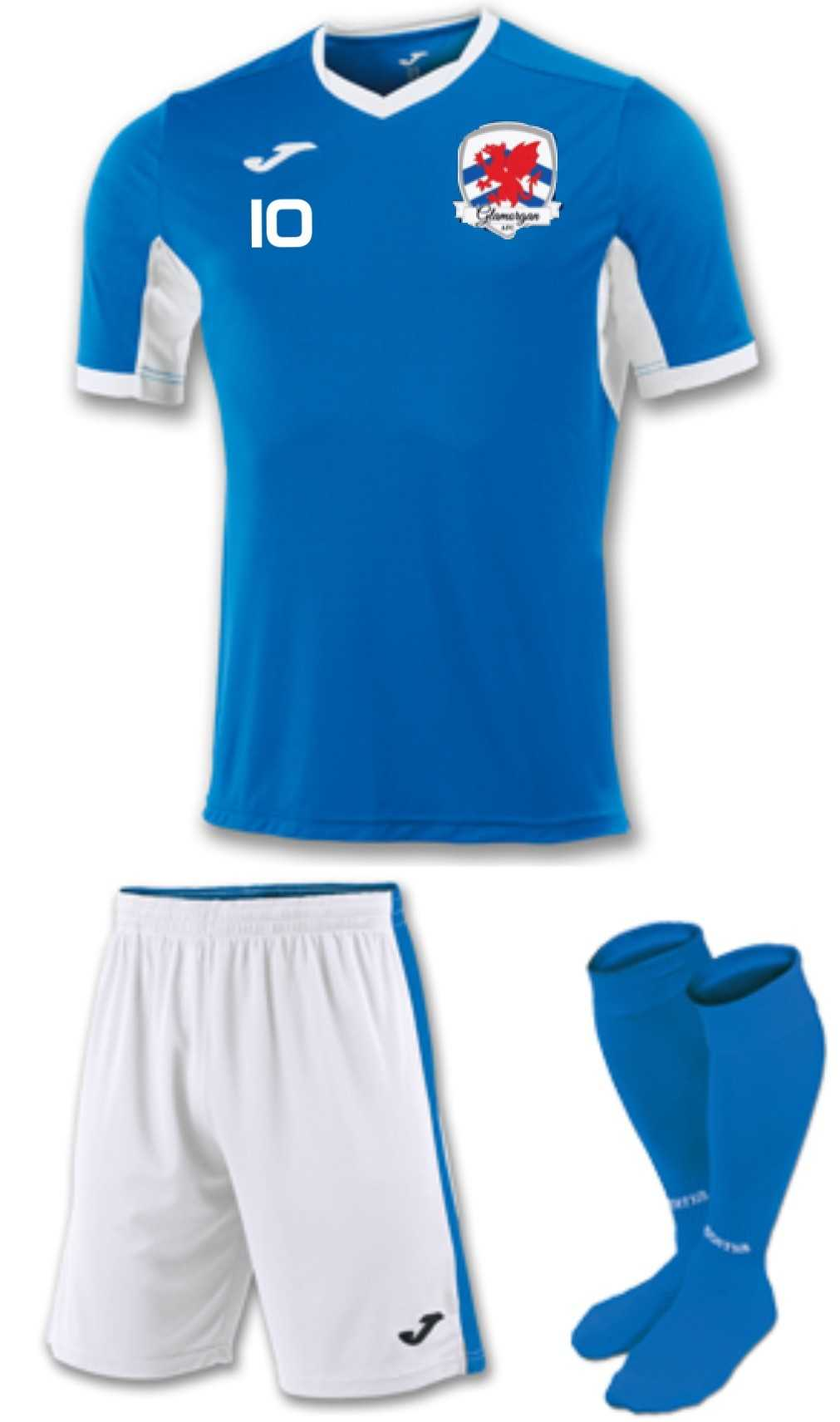GLAMORGAN AFC TRAINING KIT