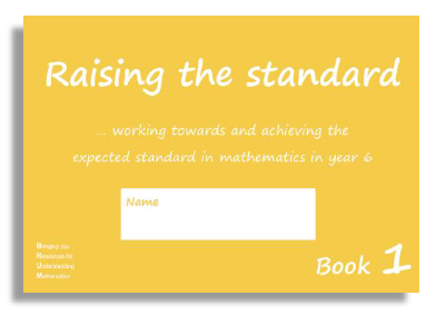 Raising the standard book 1