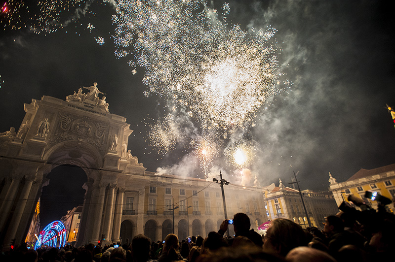 Top 5 Lisbon New Years Eve Venues 2017