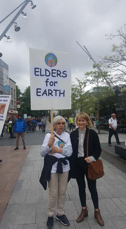 Age Supporting Youth on the Climate March 20th September