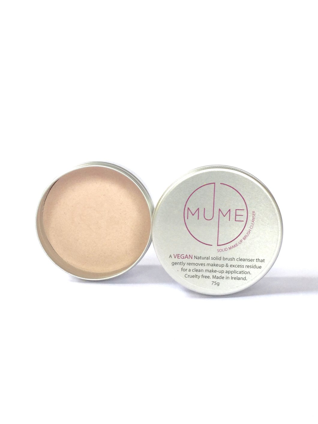 Mume Vegan Brush Cleaner