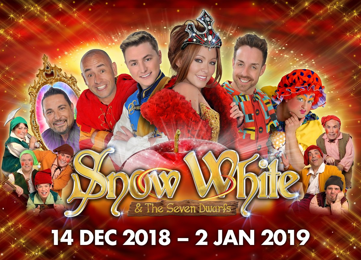 PANTO - Female (aged 18+, lives in the Ipswich & Suffolk area) to play Snow White - IPSWICH OPEN CALL