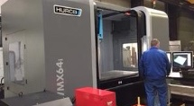 CNC Vertical Machining