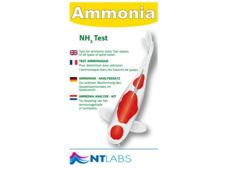 NT Pondlab Ammonia Test Kit