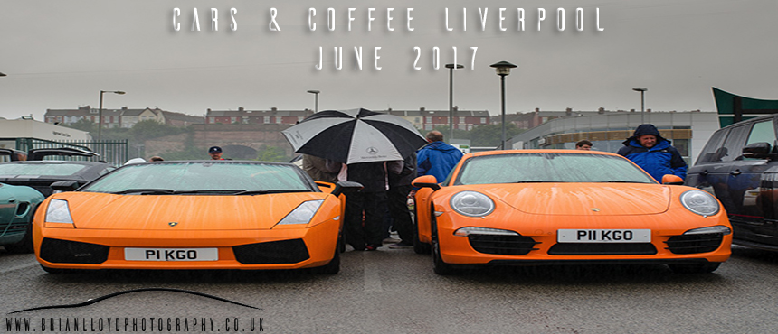 Cars & Coffee Liverpool - June 2017