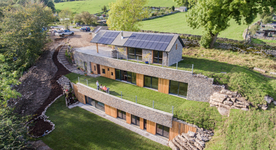 Grand Designs Eco House Peak District
