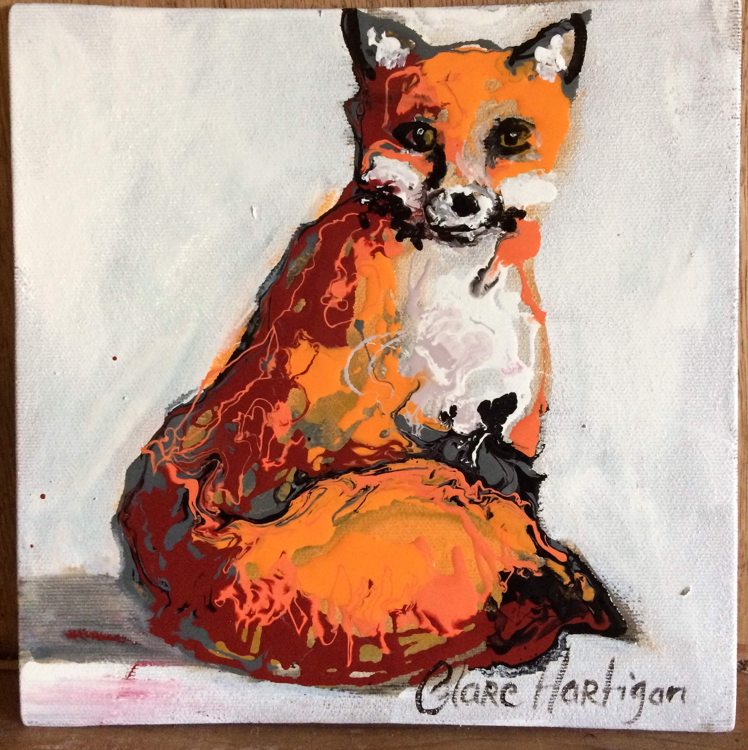 Little Fox (sold)