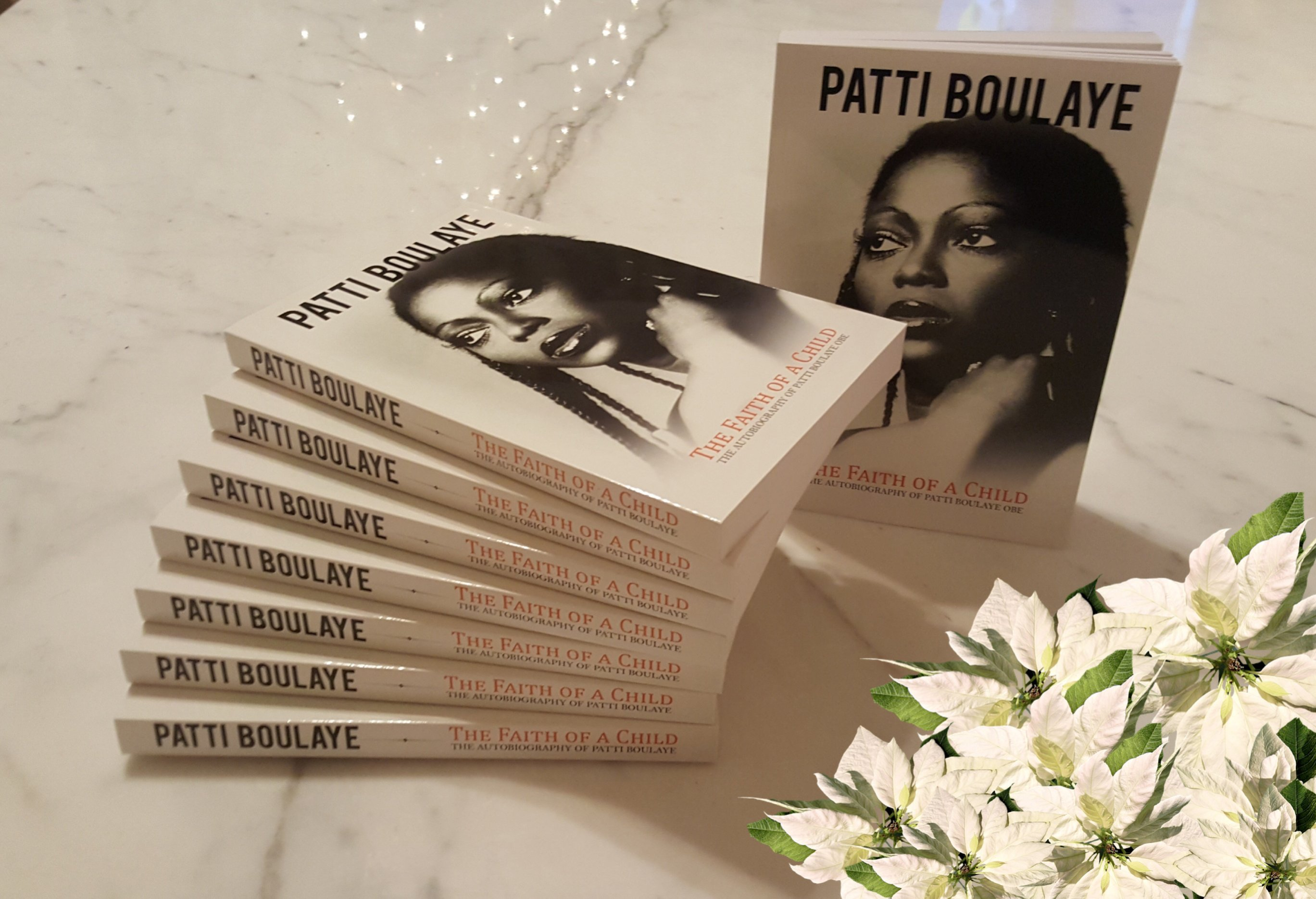 Book Review: FAITH OF A CHILD: The Autobiography of Patti Boulaye