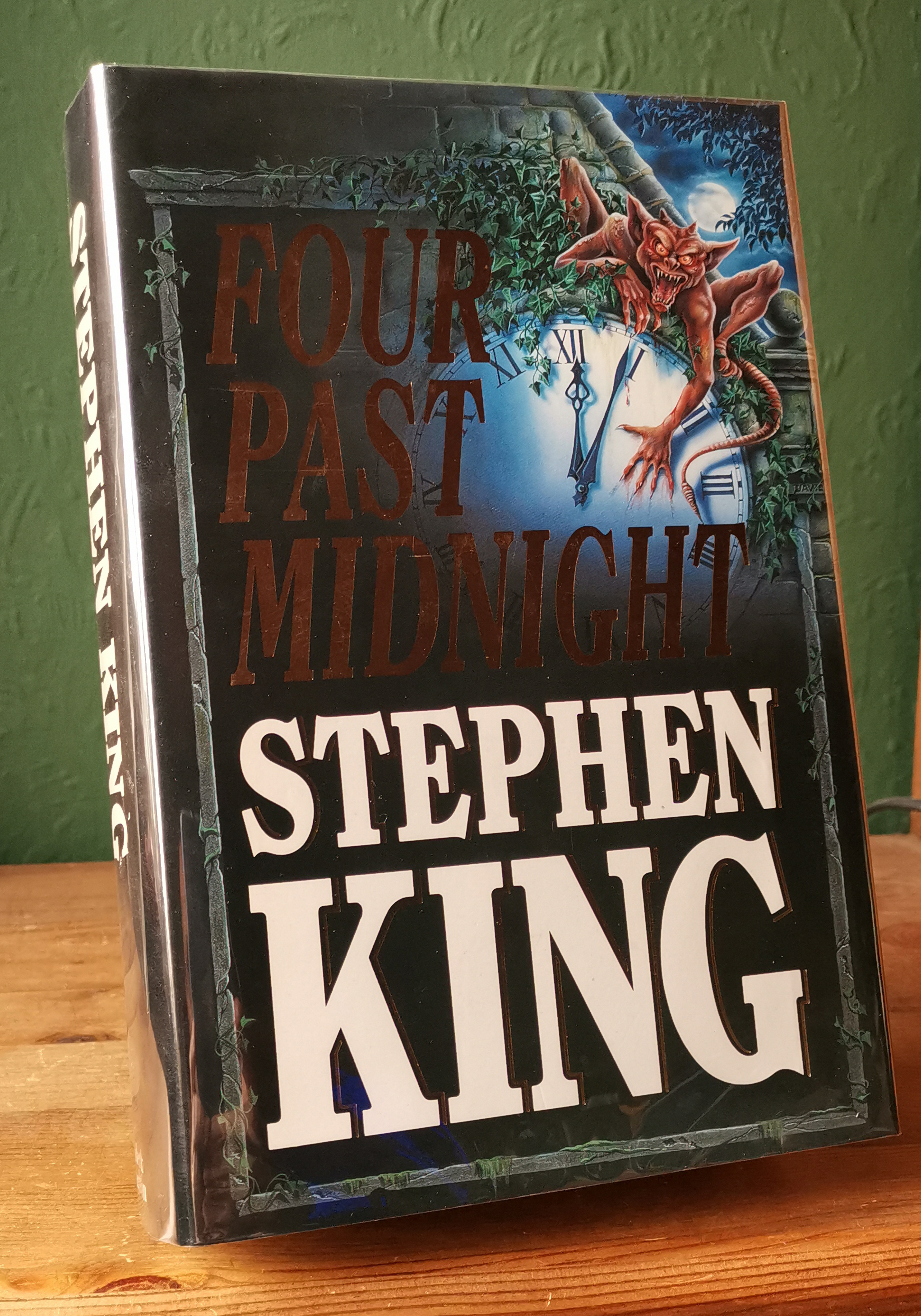 Four Past Midnight UK First Edition