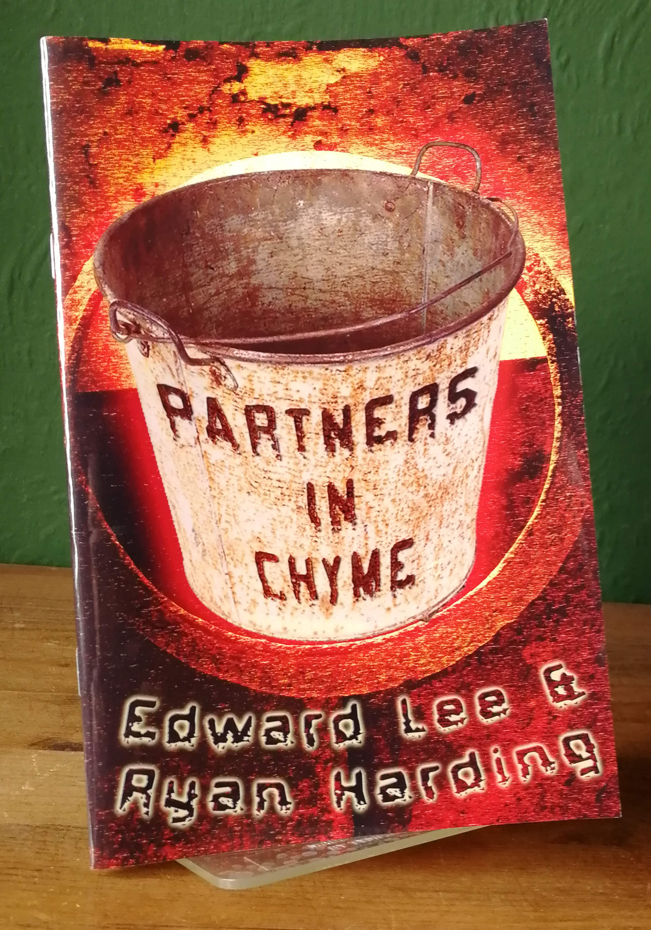 Partners In Chyme Signed Limited Edition