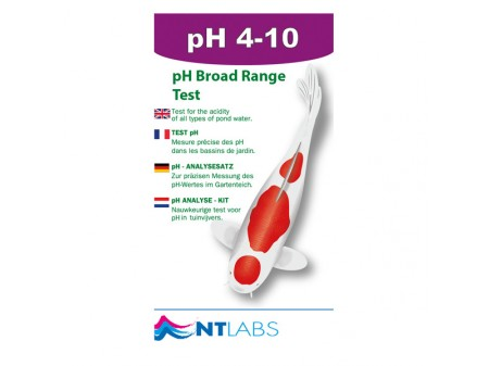 NT Pondlab pH Test Kit