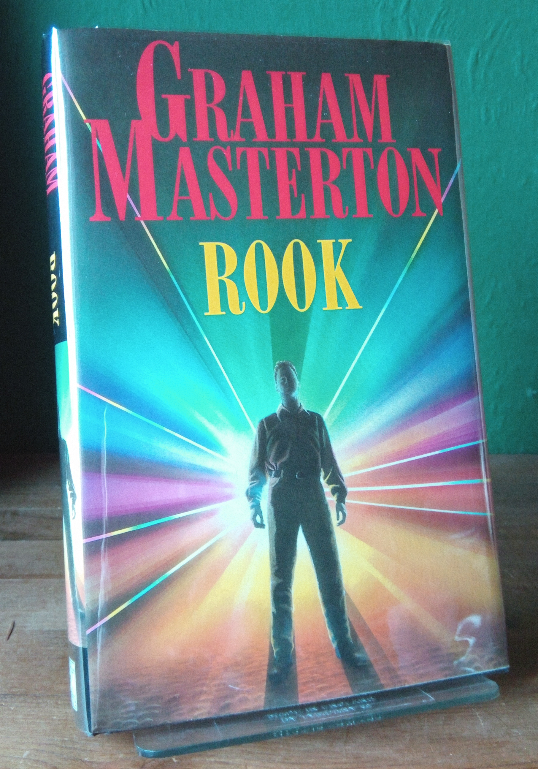 Rook UK First Edition