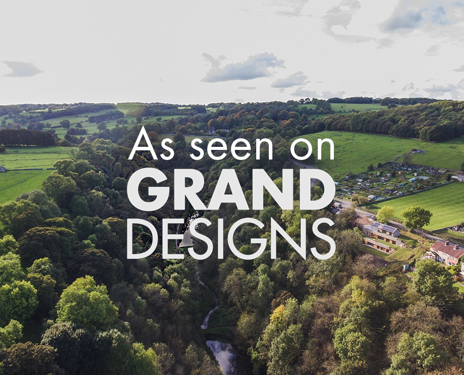 Grand Designs Peak District Derbyshire ARKHI