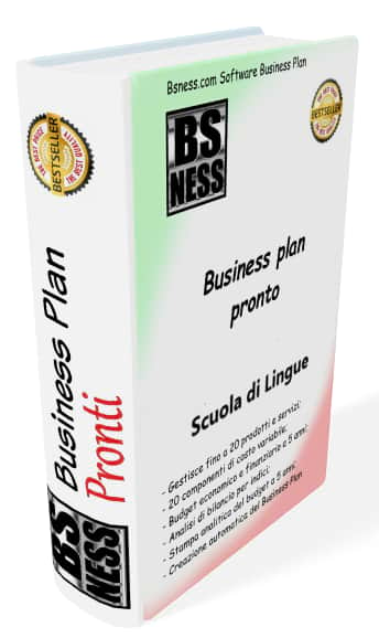 Business plan Scuola di lingue
