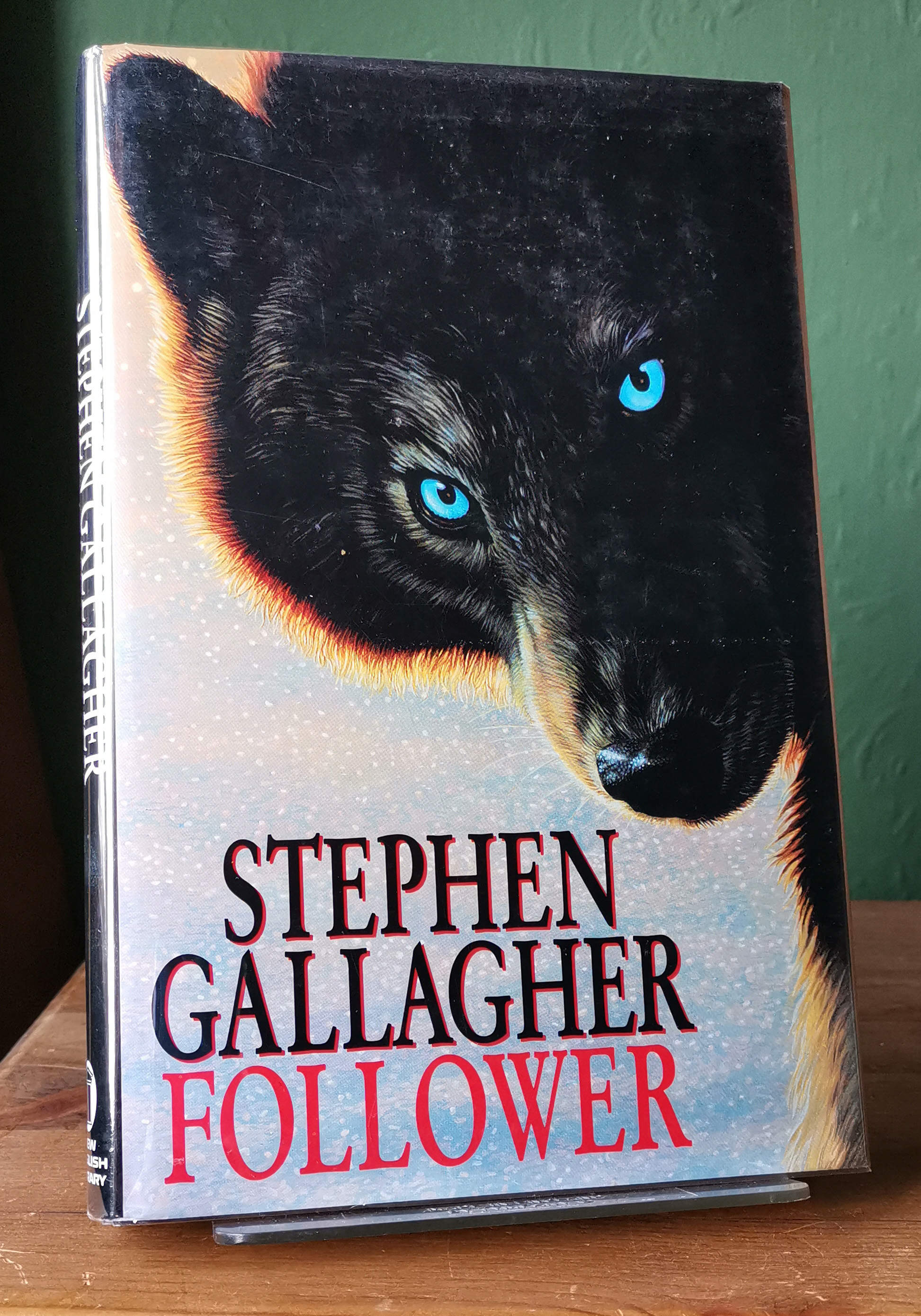 Follower Signed UK First Edition