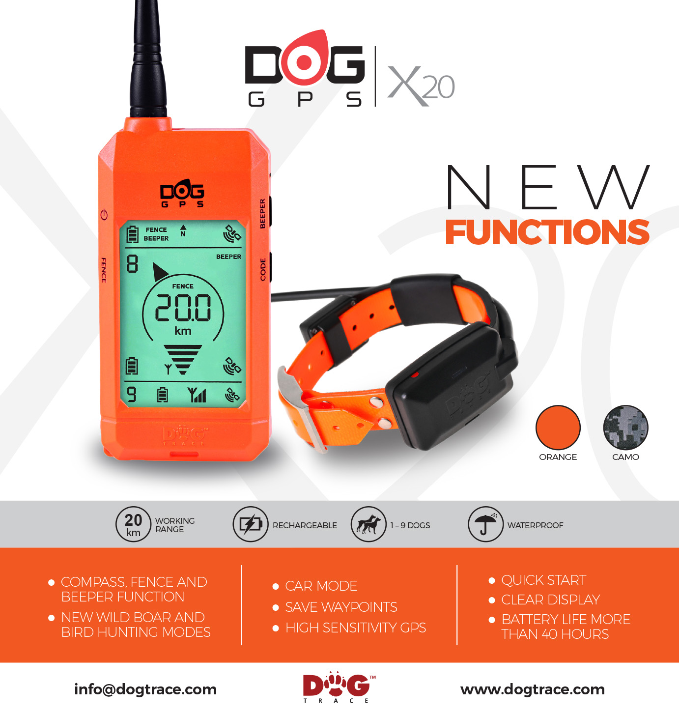 Leaflet DOG-GPS_X20_Dogtrace_EN_ORANGE_NEW 2018jpg
