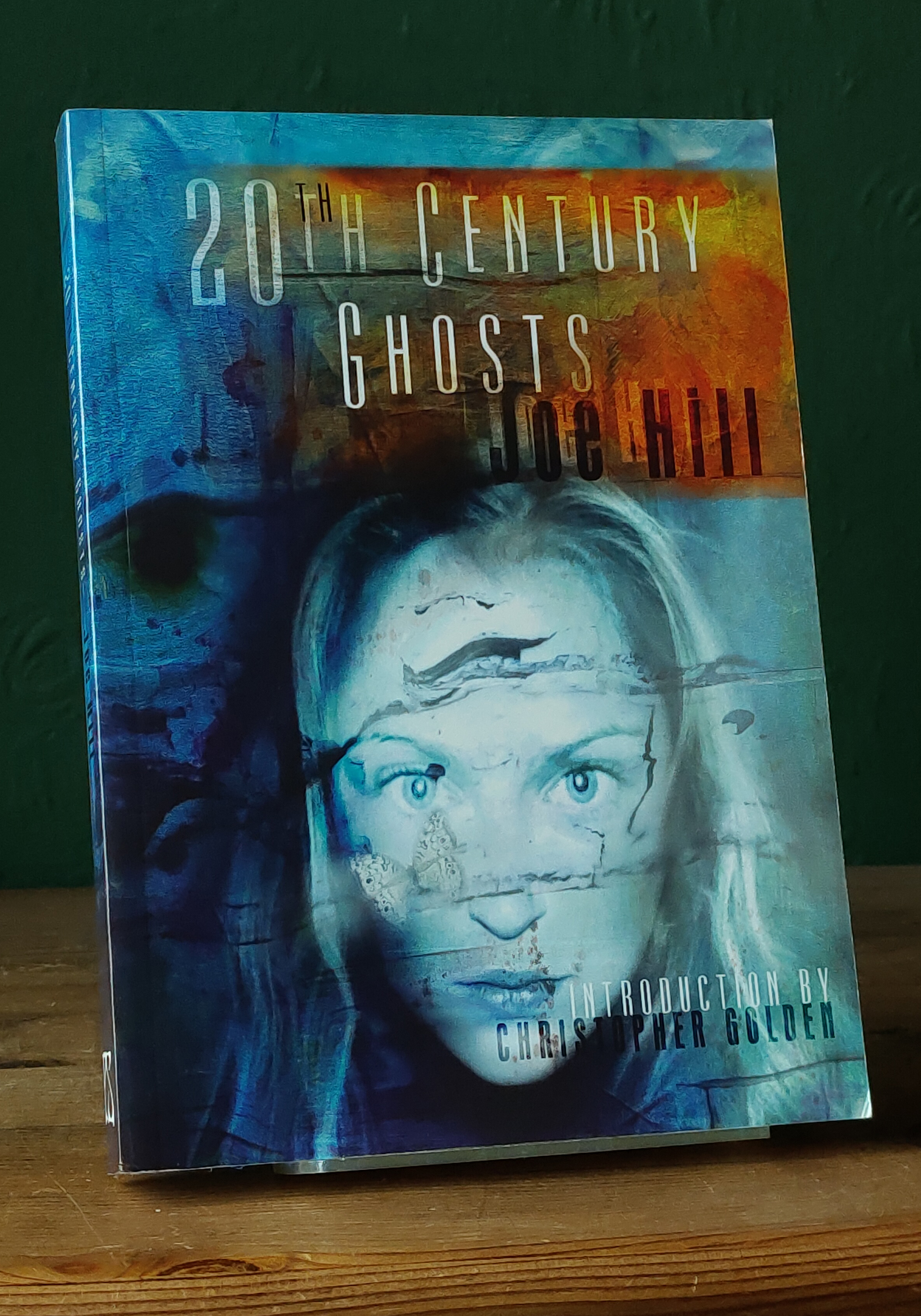 20th Century Ghosts UK First PB