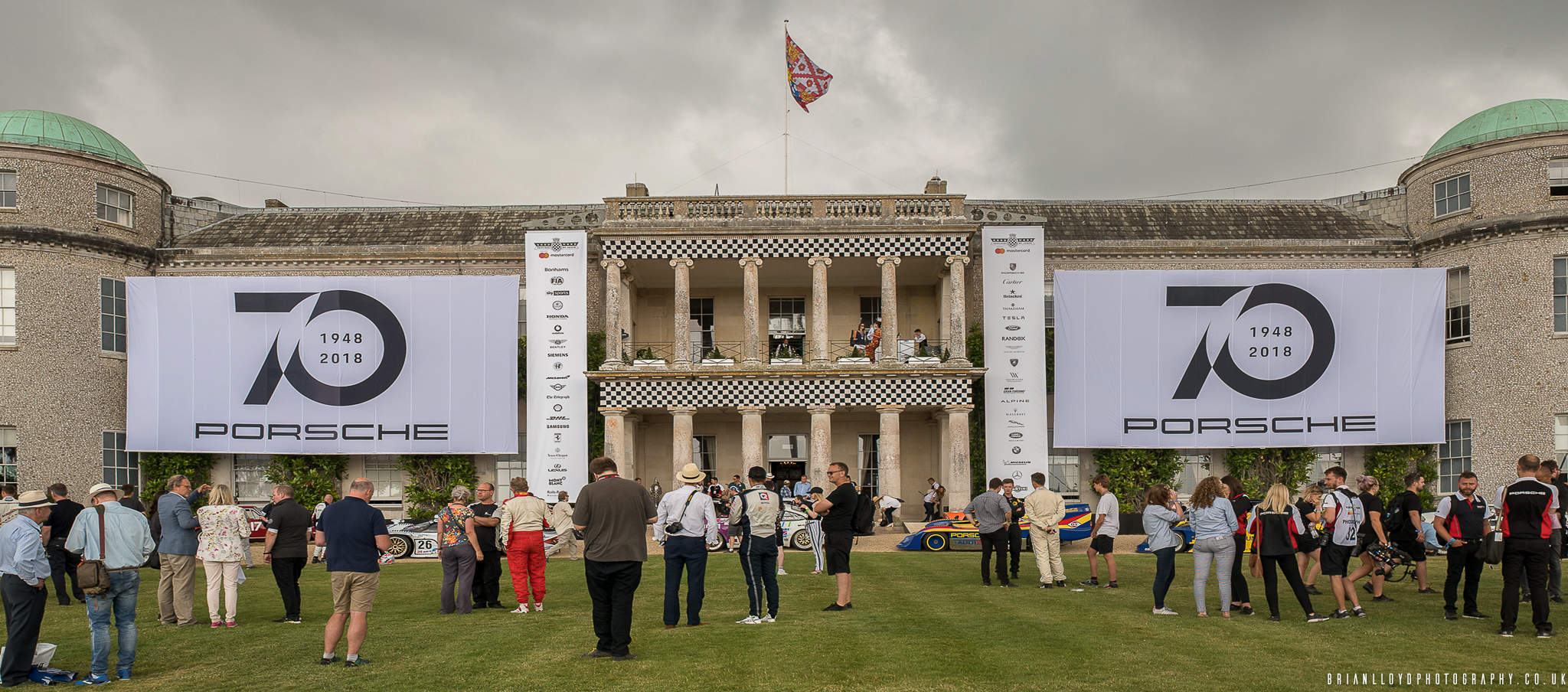 Goodwood Festival of Speed 2018 Day One