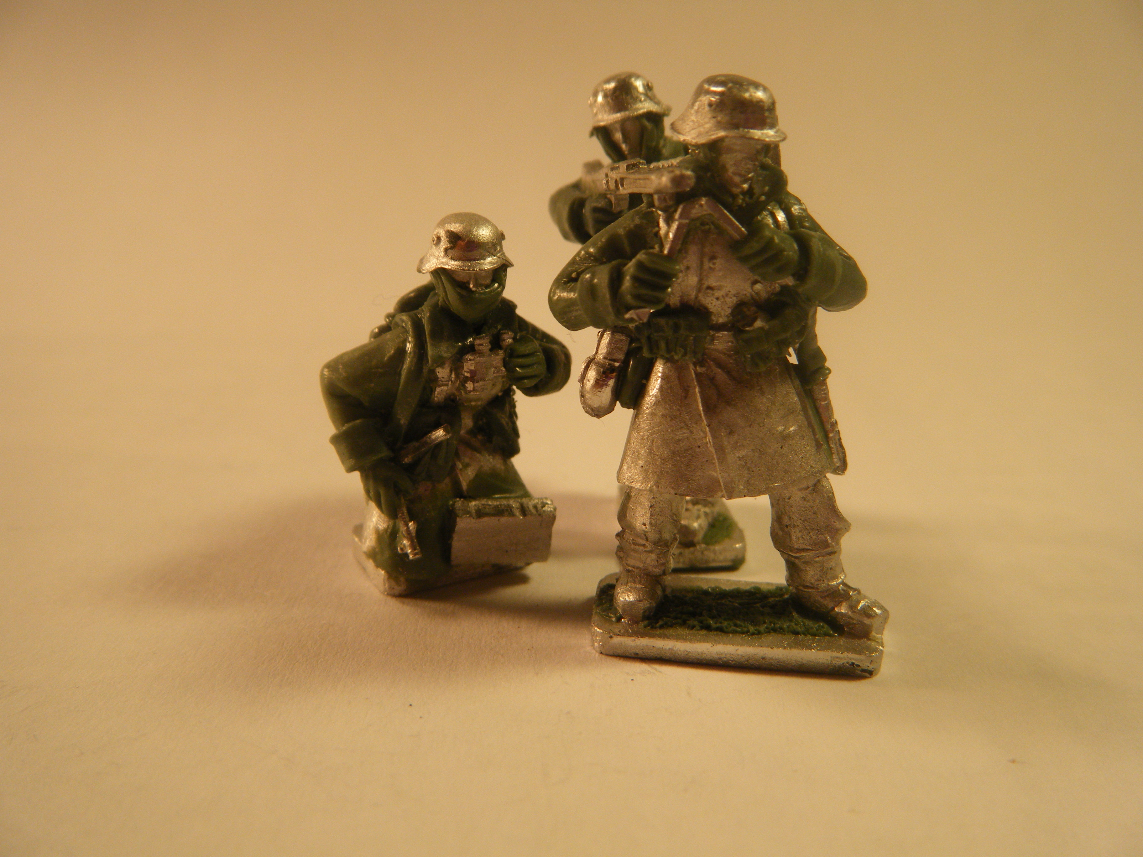 VOLKSGRENADIERS LMG TEAM