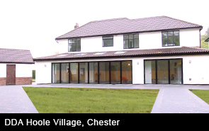 DDA Hoole V, Chester
