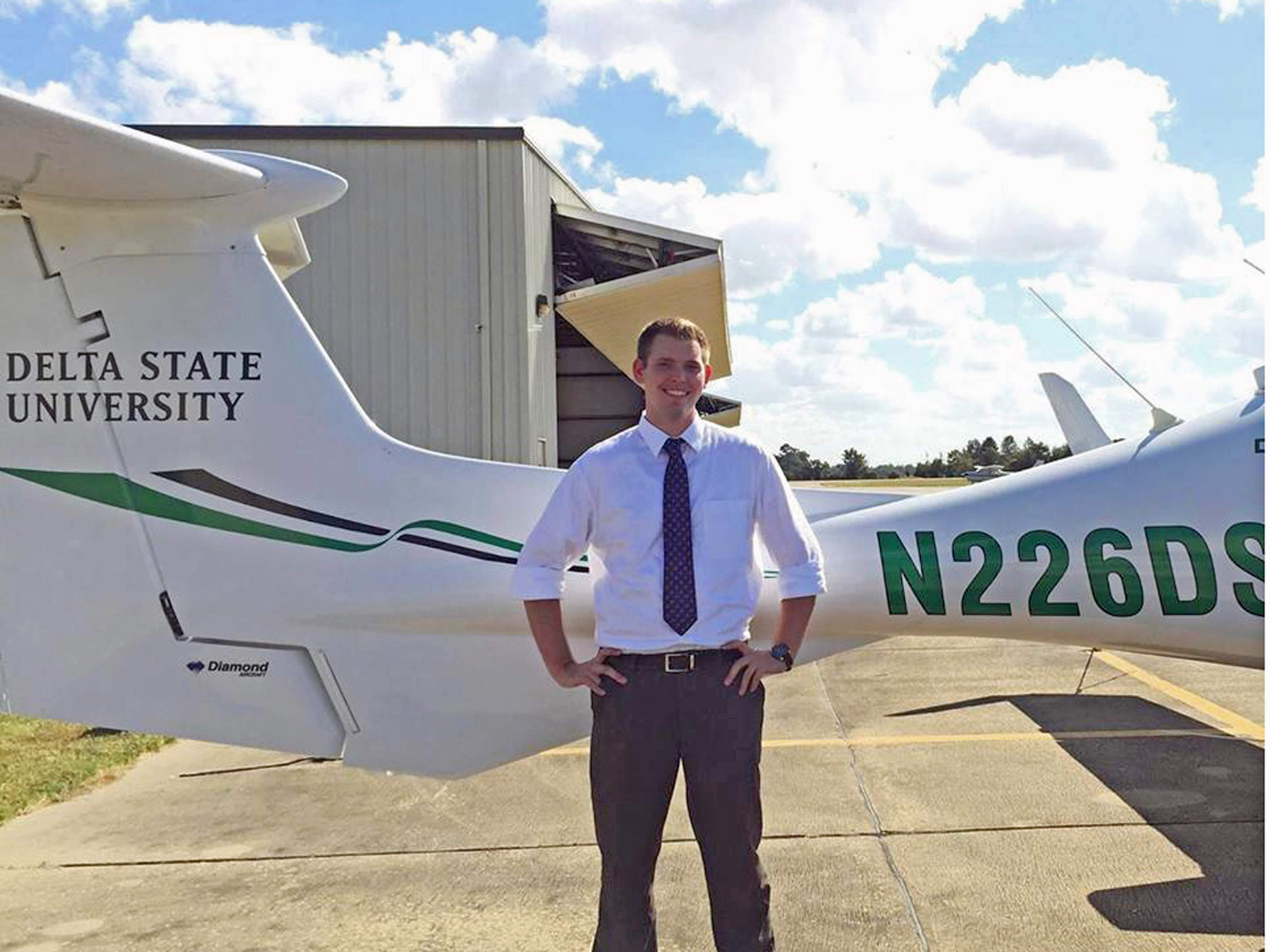 New FBO at Columbus-Lowndes County Airport/KUBS, Mississippi