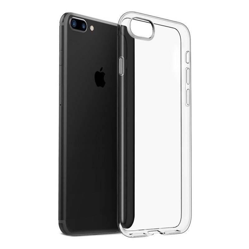 TPU Silicone Hoesje iPhone 5 t/m Xs