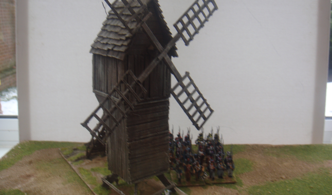 Battle of valmy windmill offer
