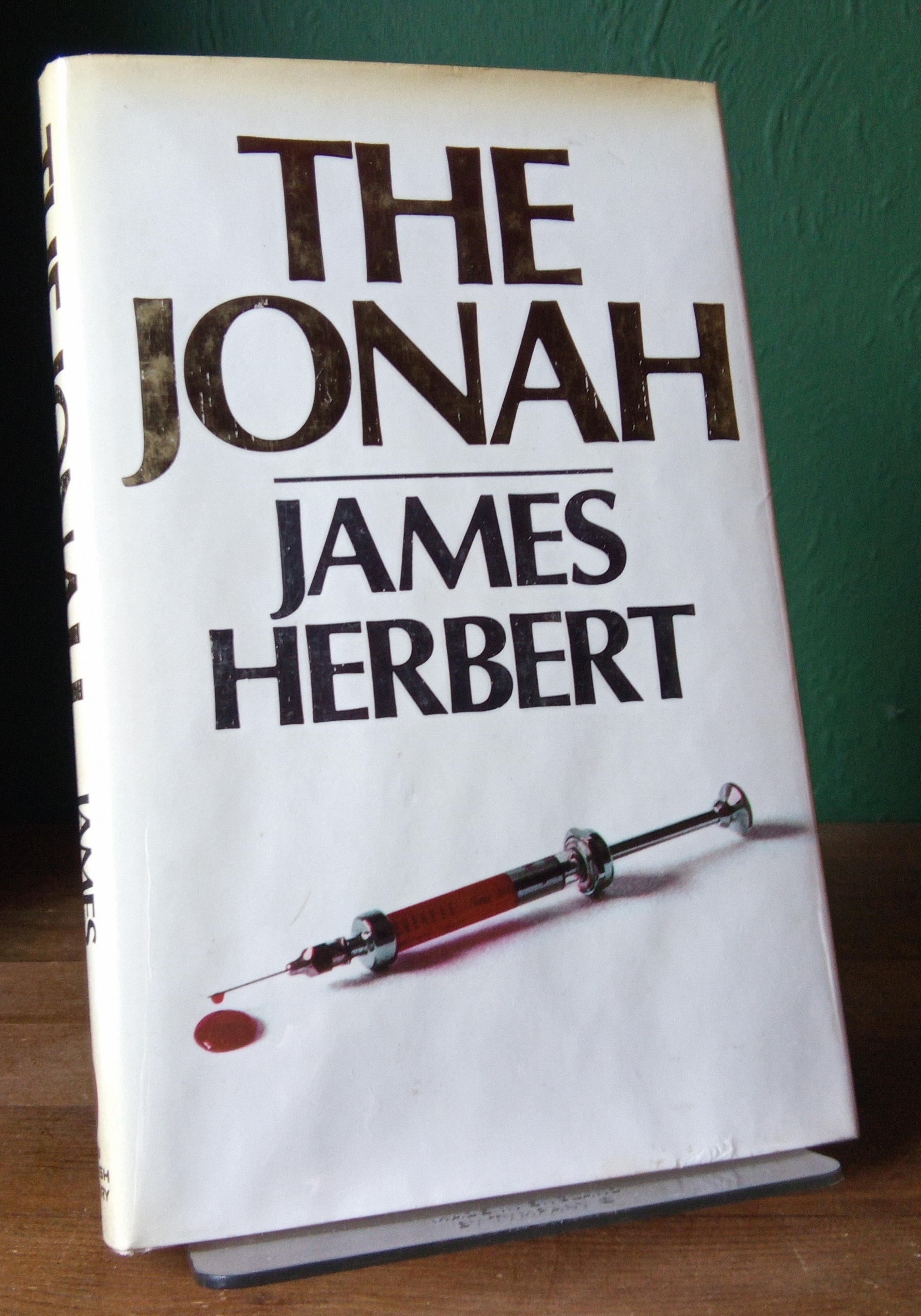 The Jonah UK First Edition