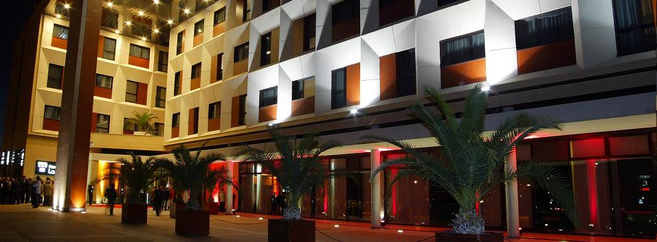 Hotel Las Artes, condiciones especiales para empleados Airbus Group