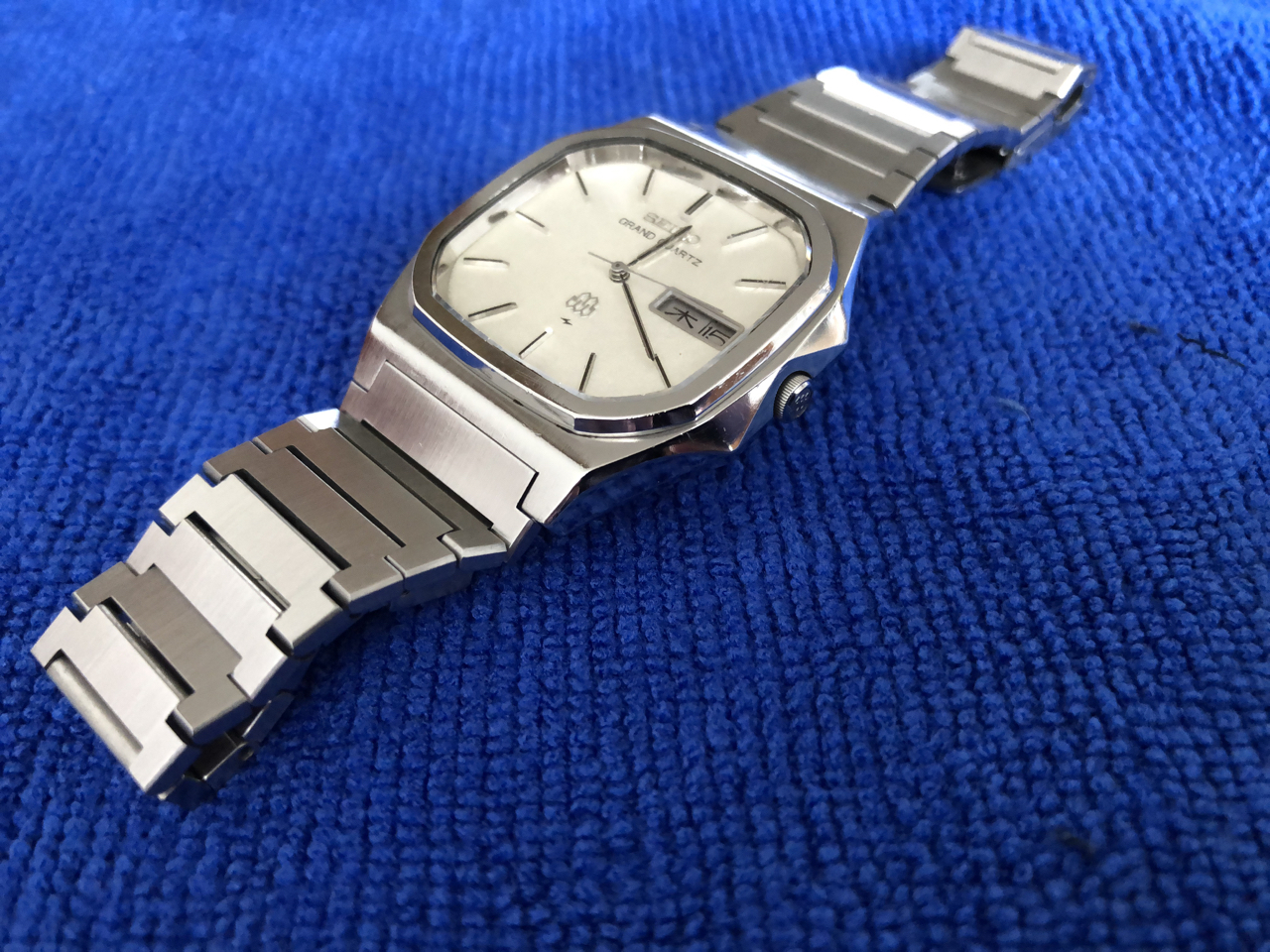 Seiko Grand Quartz 9256-5000 (sold)